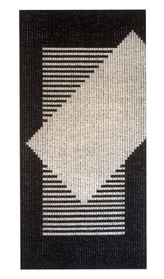 Jason Collingwood Rug from  The warp and weft blog...