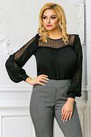 bluze-dama-ieftine-online-14 Bell Sleeves, Bell Sleeve Top, Long Sleeve, Tops, Women, Fashion, Moda, Long Dress Patterns, Fashion Styles