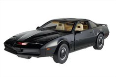 The original KITT was a 1982 Pontiac Firebird