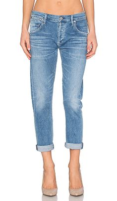 Shop for Citizens of Humanity Emerson Slim Boyfriend in Pacifica at REVOLVE. Free 2-3 day shipping and returns, 30 day price match guarantee.