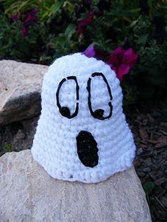 BOOtiful Ghost - Crochet Free Pattern