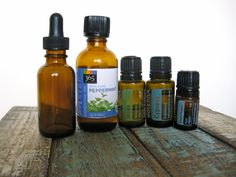the essential oils