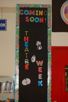 Coming soon... Theatre Week 13-17 October, 2014