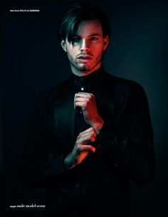 Image result for edgy male editorial