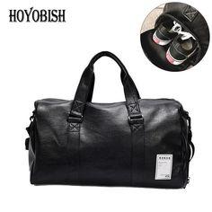 On Sale SINTIR Korean Style Men Women Travel Bags Waterproof Leather Women Handbags Shoulder Bag For Women Large Capacity Weekend Bag Women's Luggage & Travel Bags, Travel Bags Carry On, Canvas Travel Bag, Travel Bags For Women, Duffle Bag Travel, Duffle Bags, Hand Luggage, Handbags For Men, Leather Handbags