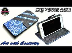 Make phone cases at home, DIY, Art with Creativity . - Phone Bags & Cases Make phone cases at home, DIY, Art with Creativity 186 WHAT IS PHONE BACK COVER A back cover is a thin rigid material made out of plastic or polymer to protect your . Diy Wallet Phone Case, Make A Phone Case, Phone Cases, Diy Denim Wallet, Protection Telephone, Diy Art Projects, Sewing Projects, Video Games For Kids, Creative Skills