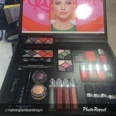 Весенняя коллекция макияжа 2015 г. Dior Kingdom of Color Makeup Collection Spring 2015: первая информация