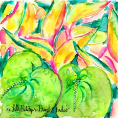 Leaf me alone, Monday. #Lilly5x5