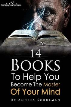 14 Books To Help You Become The Master Of Your Mind is part of Inspirational books - 14 books to help you on your journey to become a master of your mind Best Books For Men, Best Books To Read, Great Books, Book To Read, Book Club Books, Book Lists, My Books, Self Development Books, Life Changing Books