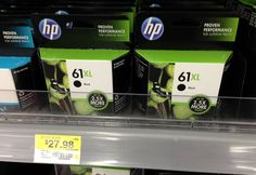 Adventures in all things food: Grab HP XL Ink Cartridges at Walmart - A Convenient & Frugal Choice #Giveaway