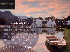 Cape Winelands   Winelands Tour