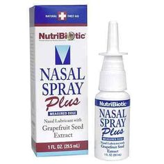 awesome NUTRIBIOTIC NASAL SPRAY PLUS with GSE 1oz - For Sale View more at http://shipperscentral.com/wp/product/nutribiotic-nasal-spray-plus-with-gse-1oz-for-sale/