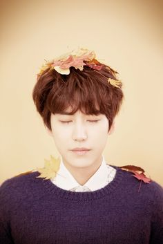 Kyuhyun (Super Junior) - Photo teaser pour mini-album At Gwanghwamun (11)
