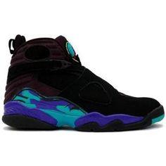 www.asneakers4u.com 305381 041 Air Jordan Retro 8 (VIII) Aqua Black Bright Concord Aqua Tone A08001