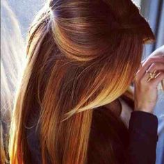 Great ombre and highlights -Brittany