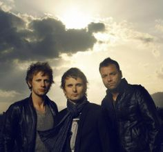 This band  Matt - Dom - Chris - MUSE