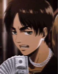 Attack On Titan Season, Attack On Titan Eren, Attack On Titan Fanart, Funny Anime Pics, Cute Anime Guys, Eren Aot, Real Anime, Anime Boyfriend, Reaction Pictures