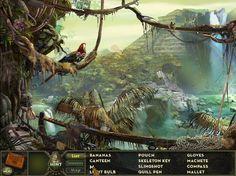 Big Fish Games! I enjoy the Hidden Object games :)