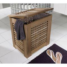 coffre linge tial 2 bacs castorama viens chez moi. Black Bedroom Furniture Sets. Home Design Ideas