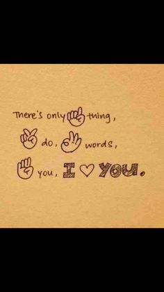 Teachers love note
