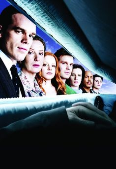 Six Feet Under. LOVE this show. By far the best series finale episode. Nothing could top it! Hbo Series, Best Series, Series Movies, Psych, Movies Showing, Movies And Tv Shows, Rachel Griffiths, 6 Feet Under, Michael C Hall