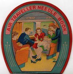 Air Traveller needle book