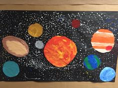 The kids have been asking a lot of questions about space. I started out by setting out some invitations to learn around the room for them to. Planets Activities, Space Activities For Kids, Space Preschool, Kindergarten Activities, Space Projects, Space Crafts, Outer Space Pictures, Space Photos, Space Solar System