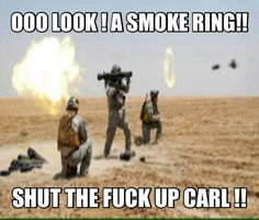 Shut up carl