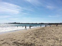 Santa Cruz CA: Relaxing day at the beach in Santa Cruz. by shirleyylieuu