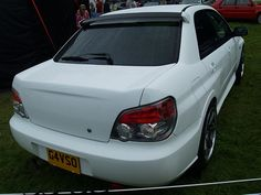 http://redoxcar.com  Subaru Impreza Sports Cars - 1989