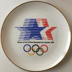 A personal favorite from my Etsy shop https://www.etsy.com/listing/260262476/1984-los-angeles-olympic-games-limited