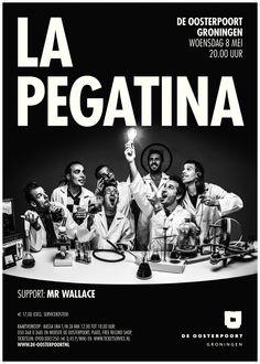La Pegatina speelt een high energy mix van rumba catalana met hier en daar een vleugje ska en cumbia.