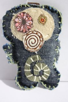 Trin the keychain by inajuicebox on Etsy, $5.00