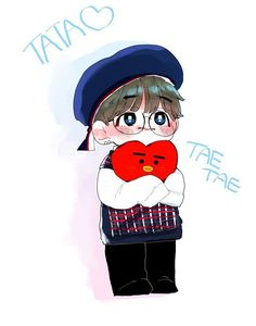y conosco a mi hermano :o from the story Hermana de Kim TaeHyung (Mark y Tu) by FranKvte (KtJk) with reads. Bts Chibi, Anime Chibi, Fanart Bts, Taehyung Fanart, Bts Taehyung, Cartoon Wallpaper, Bts Wallpaper, V Bta, Bts Cute