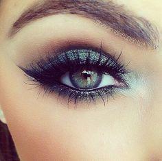 Eyes awesome,  #black,  #cosemetics