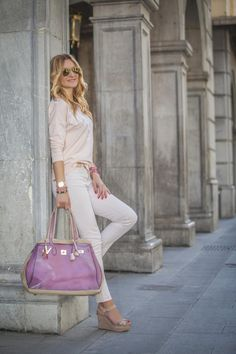 PINK DAY WITH MY Vº73 BAG by Conchy Copé on @sbaam http://sba.am/1k9foiohbku
