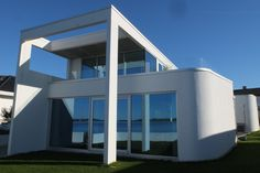 Modern architecture, Stavanger, Norway Stavanger Norway, Modern Architecture, Outdoor Decor, Home Decor, Decoration Home, Room Decor, Modernism, Home Interior Design, Contemporary Architecture