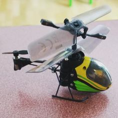 Silverlit Nano Helicopter Giveaway