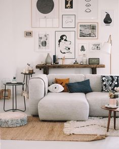 boho living room couch home decor ideas