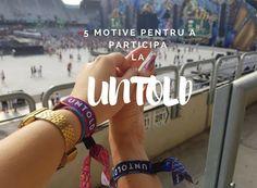 5 motive pentru a participa la UNTOLD - Raluca Brezniceanu Fitbit, Fashion, Moda, Fashion Styles, Fashion Illustrations