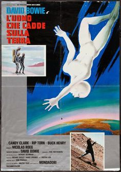 The Man Who Fell To Earth (1976) (Italy)