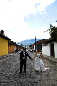 wedding next day photoshoot, Antigua Guatemala