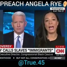 Wow @Regrann from @crackedrosecoloredglasses_us -  #Repost @true.45  Ben Carson has a history of comparing things to slavery Democratic consultant Angela Rye recalled on CNNs AC360. Today Carson told his staff at the Department of Housing and Urban Development that slaves are immigrants who came here to pursue prosperity and happiness. I think at some point we all have to be accountable for the extemporaneous words we use as well Rye said of Carson speaking off the cuff at the speech. Ben…