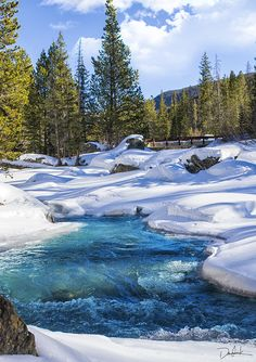 sublim-ature:  Snake River, ColoradoDan Cornock