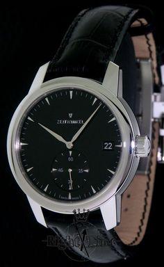 Zeitwinkel 181° Galvanic Black by righttime.com