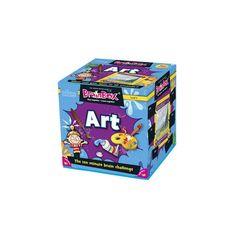 Este BranBox está diseñado para desarrollar las habilidades de memoria y observación, así como el aprendizaje del arte en general a través d...