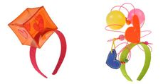 Diademas de Ágatha Ruiz de la Prada para Yoox.com