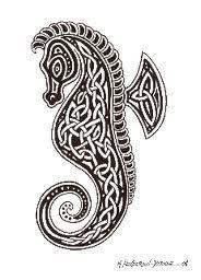 seahorse design - Pesquisa Google