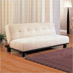 coaster futon sofa bed with removable armrests review southern beds 48 best images arredamento standard beige by