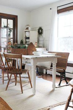 58 Lasting Farmhouse Dining Room Decor Ideas